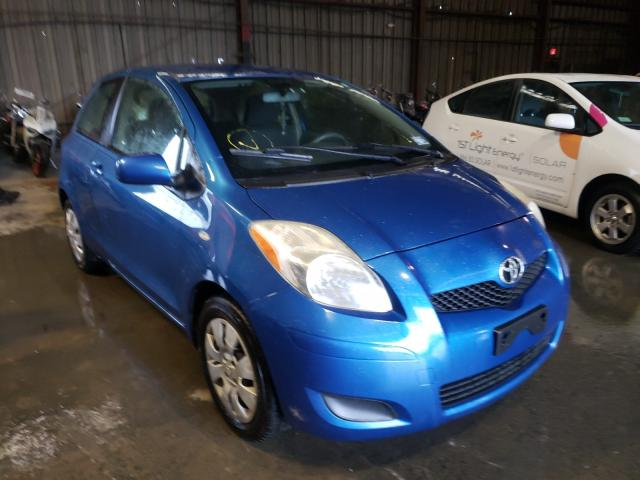 Salvage cars for sale from Copart Windsor, NJ: 2010 Toyota Yaris