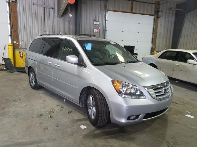 Honda Odyssey TO salvage cars for sale: 2010 Honda Odyssey TO
