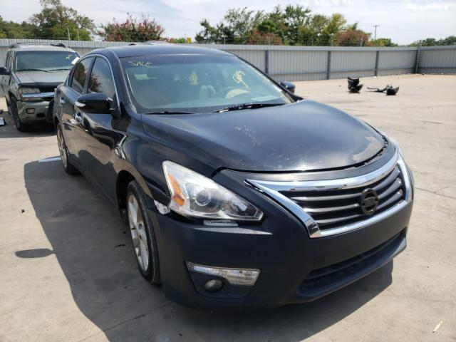 Salvage cars for sale from Copart Wilmer, TX: 2014 Nissan Altima 2.5