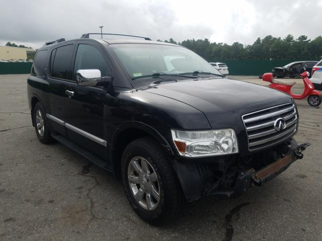 Infiniti QX56 salvage cars for sale: 2006 Infiniti QX56