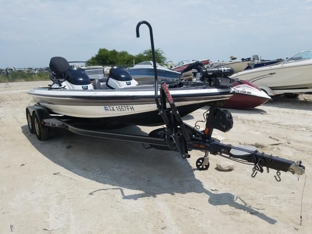 Salvage cars for sale from Copart Grand Prairie, TX: 2009 Skeeter ZX190