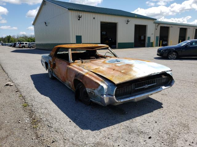 Global Auto Auctions: 1967 FORD TBIRD