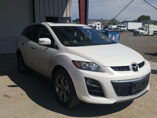 Mazda salvage cars for sale: 2010 Mazda CX-7