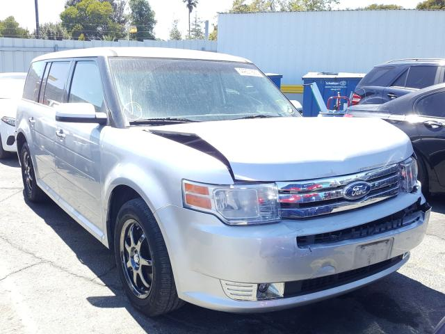 Ford Flex SEL salvage cars for sale: 2011 Ford Flex SEL