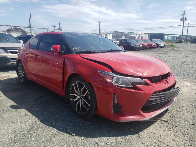 Salvage cars for sale from Copart Cow Bay, NS: 2014 Scion TC