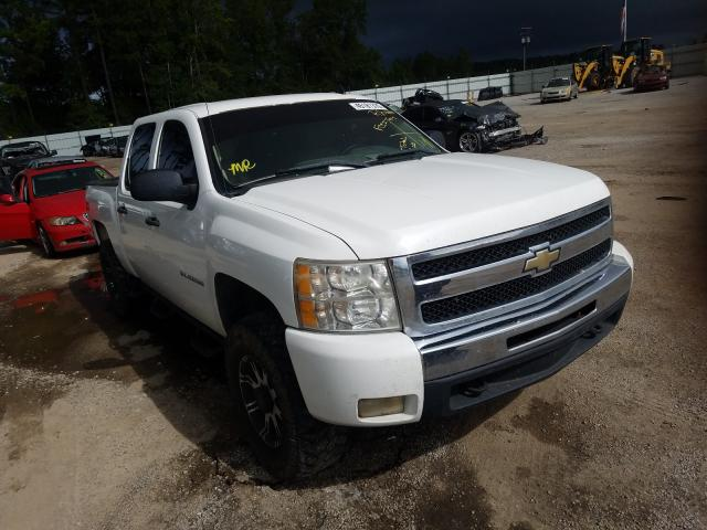 Salvage cars for sale from Copart Harleyville, SC: 2011 Chevrolet Silverado