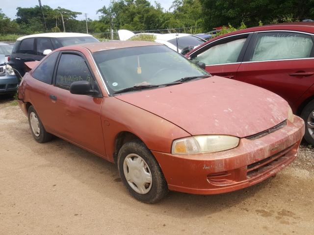 Salvage cars for sale from Copart Kapolei, HI: 1999 Mitsubishi Mirage DE