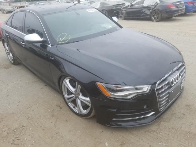 Audi salvage cars for sale: 2013 Audi S6