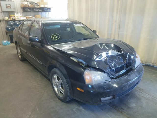 Suzuki Verona S salvage cars for sale: 2005 Suzuki Verona S