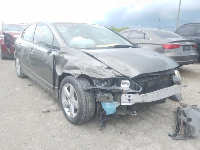 Salvage cars for sale from Copart Indianapolis, IN: 2007 Honda Civic EX