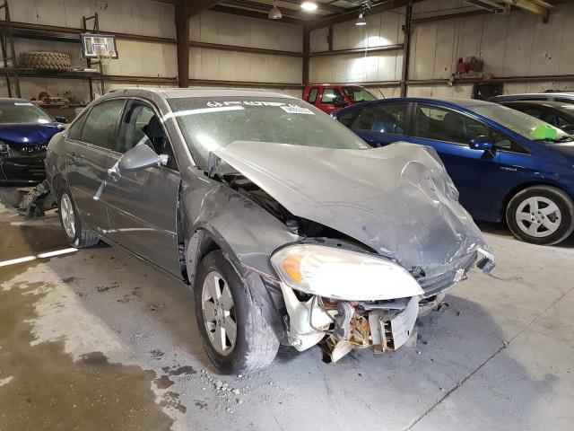Salvage cars for sale from Copart Eldridge, IA: 2006 Chevrolet Impala LT