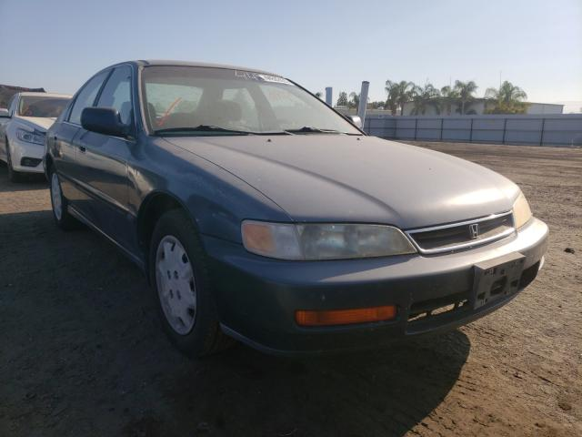 Honda Accord LX salvage cars for sale: 1997 Honda Accord LX