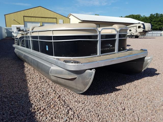 Bennche Pontoon salvage cars for sale: 2013 Bennche Pontoon