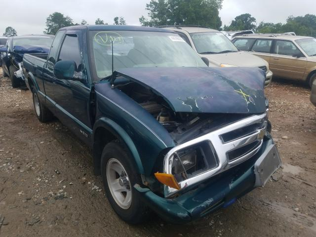Chevrolet S Truck S1 salvage cars for sale: 1996 Chevrolet S Truck S1