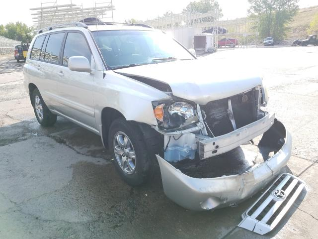 Vehiculos salvage en venta de Copart Littleton, CO: 2004 Toyota Highlander