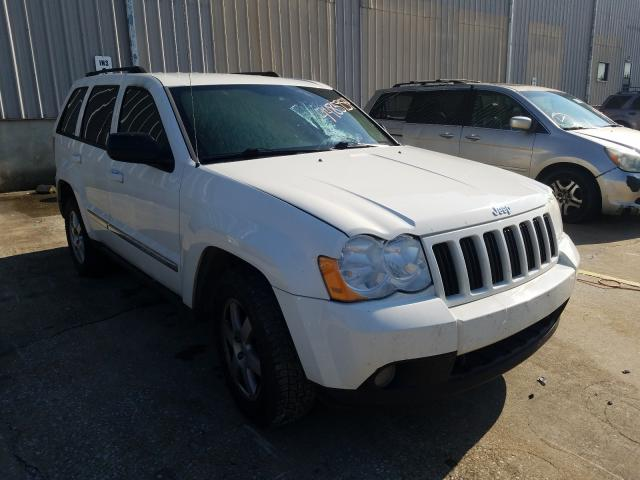 Salvage cars for sale from Copart Lawrenceburg, KY: 2010 Jeep Grand Cherokee