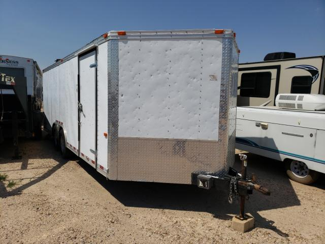 Cargo salvage cars for sale: 2010 Cargo Trailer