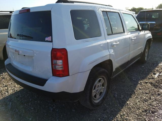 2014 JEEP PATRIOT SP 1C4NJPBA1ED749956