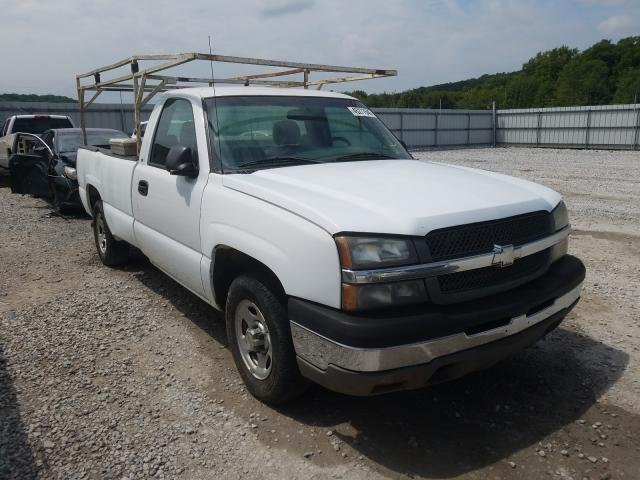 Salvage cars for sale from Copart Prairie Grove, AR: 2003 Chevrolet Silverado