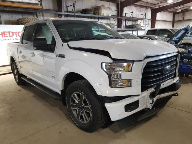 1FTEW1EP1HKD86282 2017 FORD F150 SUPERCREW