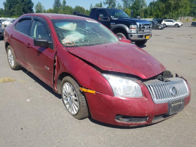 Mercury salvage cars for sale: 2007 Mercury Milan Premium