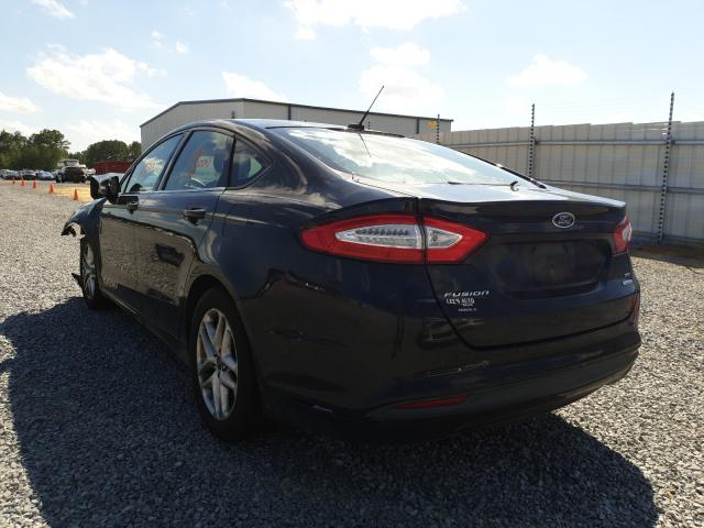 купить 2013 Ford Fusion Se 1.6L 3FA6P0HR3DR236601