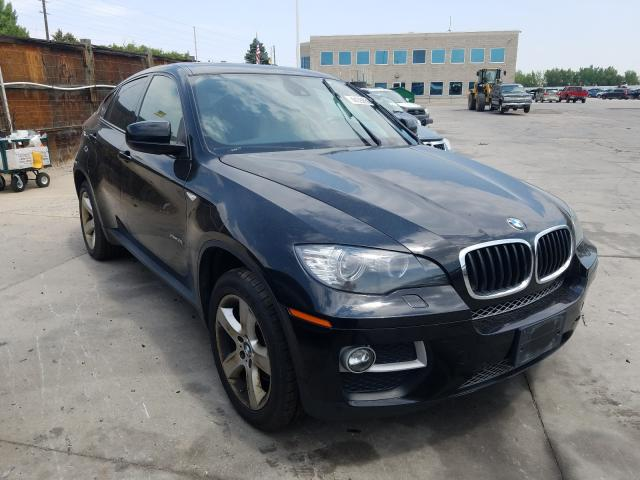 BMW X6 XDRIVE3 salvage cars for sale: 2014 BMW X6 XDRIVE3