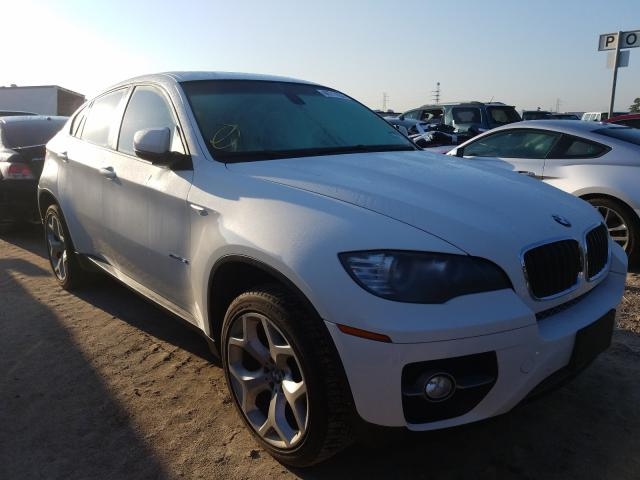 BMW X6 XDRIVE3 salvage cars for sale: 2011 BMW X6 XDRIVE3