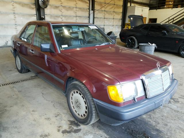 Mercedes-Benz 300 E salvage cars for sale: 1988 Mercedes-Benz 300 E