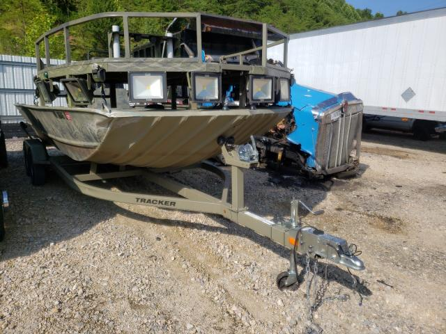 Tracker salvage cars for sale: 2016 Tracker Johnboat