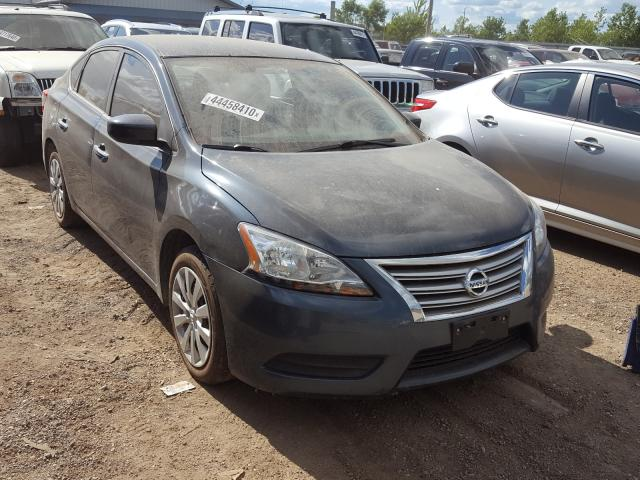 2013 Nissan Sentra S for sale in Pekin, IL