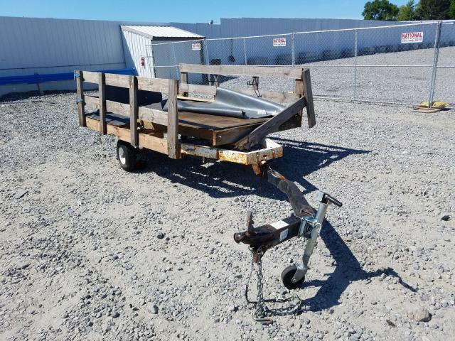 Salvage cars for sale from Copart Avon, MN: 2010 Alloy Trailer Trailer