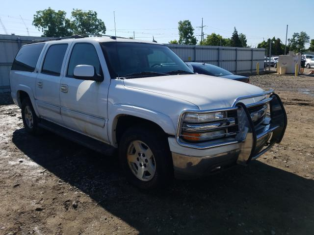 Salvage cars for sale from Copart Lansing, MI: 2005 Chevrolet Suburban K