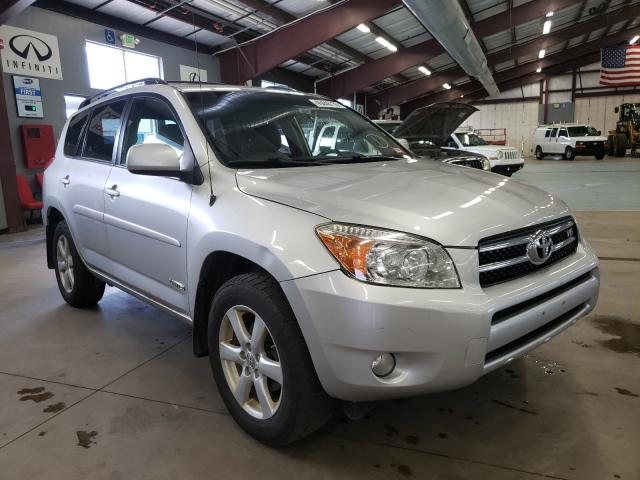 Toyota Rav4 Limited salvage cars for sale: 2007 Toyota Rav4 Limited