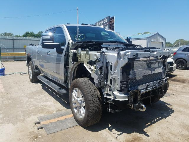 GMC Sierra K25 salvage cars for sale: 2020 GMC Sierra K25