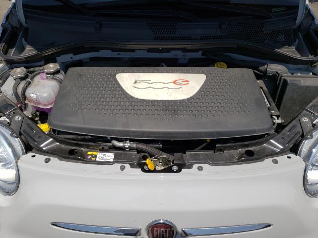 Купить Fiat 500E 2017 г. из США с доставкой и растаможкой под ключ.