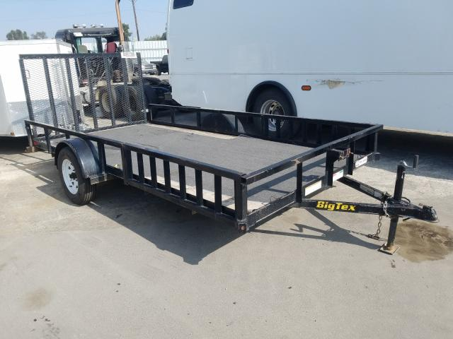 Big Tex Trailer salvage cars for sale: 2013 Big Tex Trailer