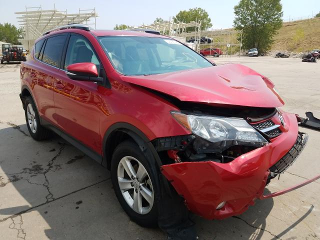 Toyota Rav4 XLE salvage cars for sale: 2013 Toyota Rav4 XLE