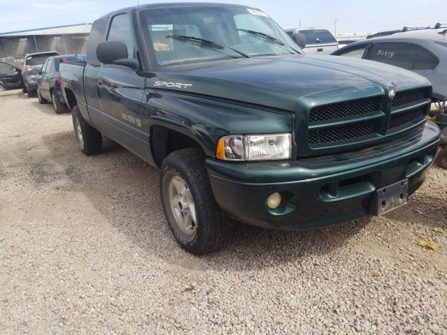 Dodge salvage cars for sale: 2001 Dodge RAM 1500