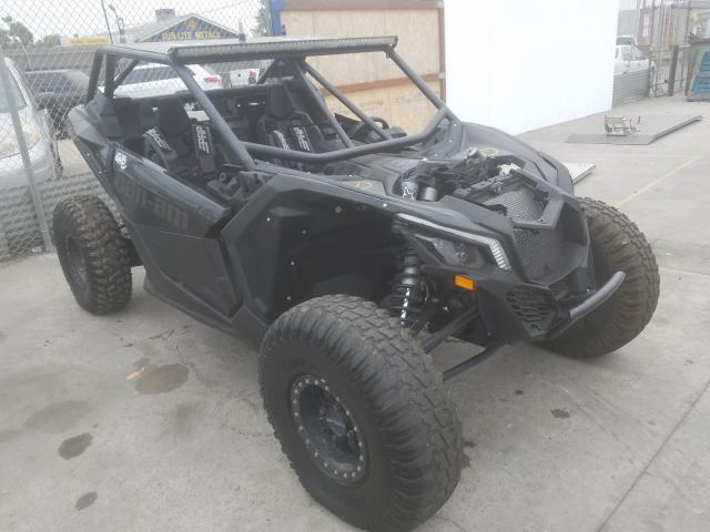 Can-Am salvage cars for sale: 2017 Can-Am Maverick X