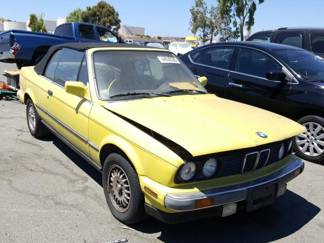 BMW 325 I Automatic salvage cars for sale: 1989 BMW 325 I Automatic