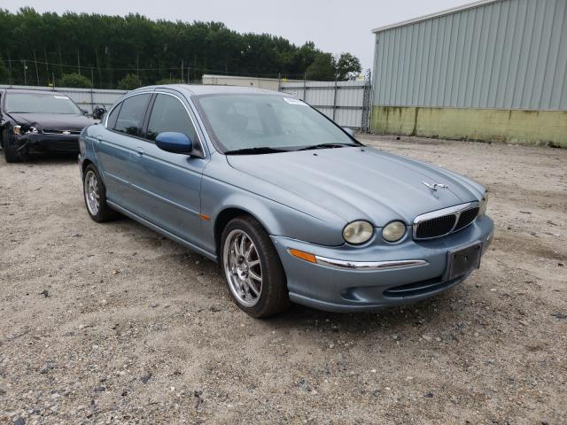 Jaguar salvage cars for sale: 2002 Jaguar X-TYPE 2.5