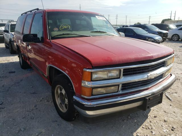 Salvage cars for sale from Copart Haslet, TX: 1999 Chevrolet Suburban C