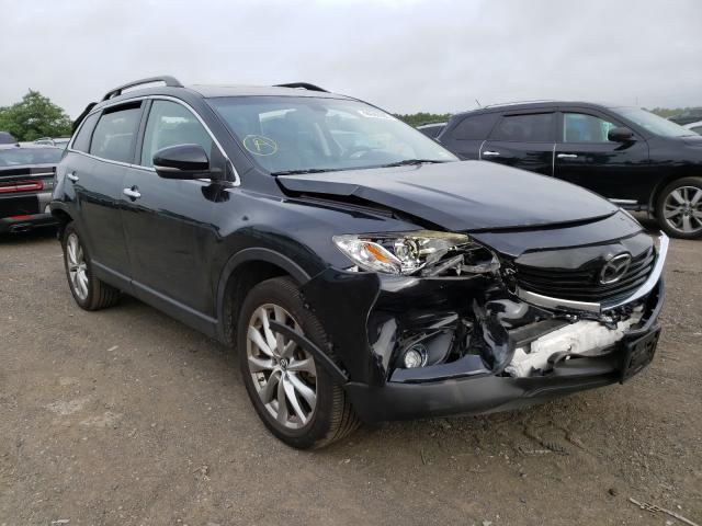 Mazda CX-9 Grand Touring salvage cars for sale: 2014 Mazda CX-9 Grand Touring