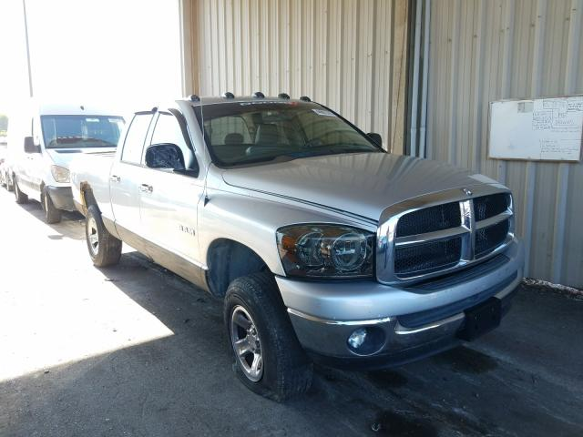 Salvage cars for sale from Copart Fort Wayne, IN: 2008 Dodge RAM 1500 S