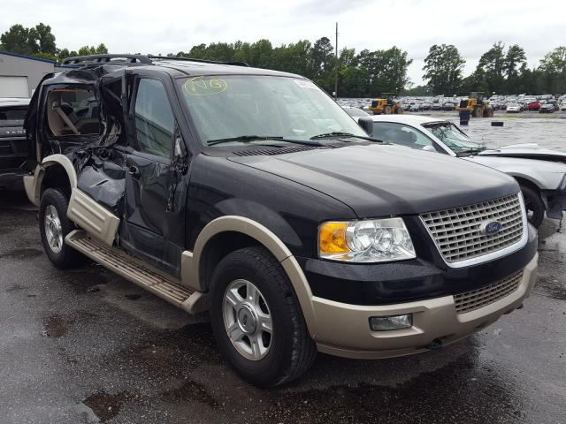 Salvage cars for sale from Copart Dunn, NC: 2006 Ford Expedition