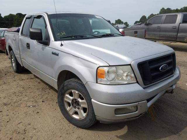 Salvage cars for sale from Copart Conway, AR: 2005 Ford F150