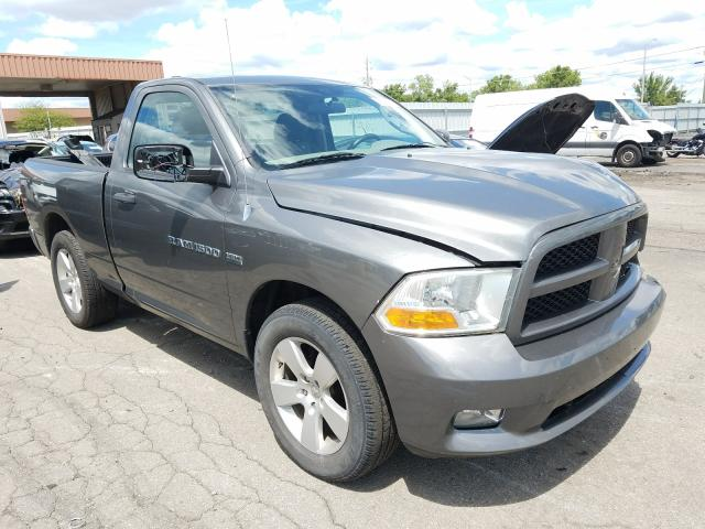 Salvage cars for sale from Copart Fort Wayne, IN: 2011 Dodge RAM 1500