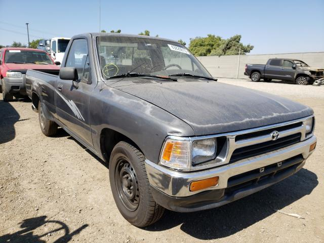 Toyota Pickup 1/2 salvage cars for sale: 1993 Toyota Pickup 1/2