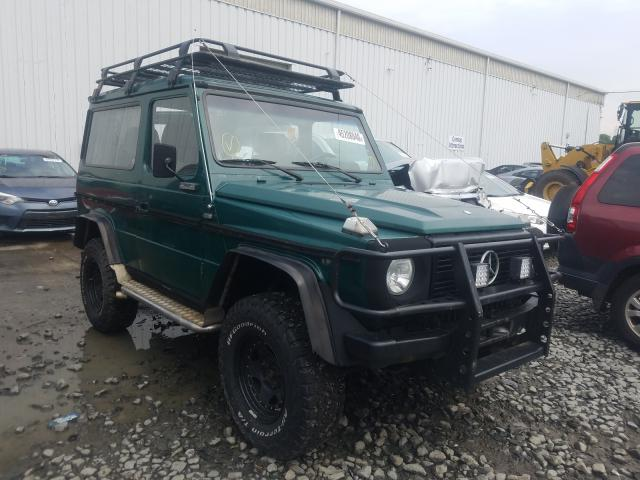 Salvage cars for sale from Copart Windsor, NJ: 1985 Mercedes-Benz G Series